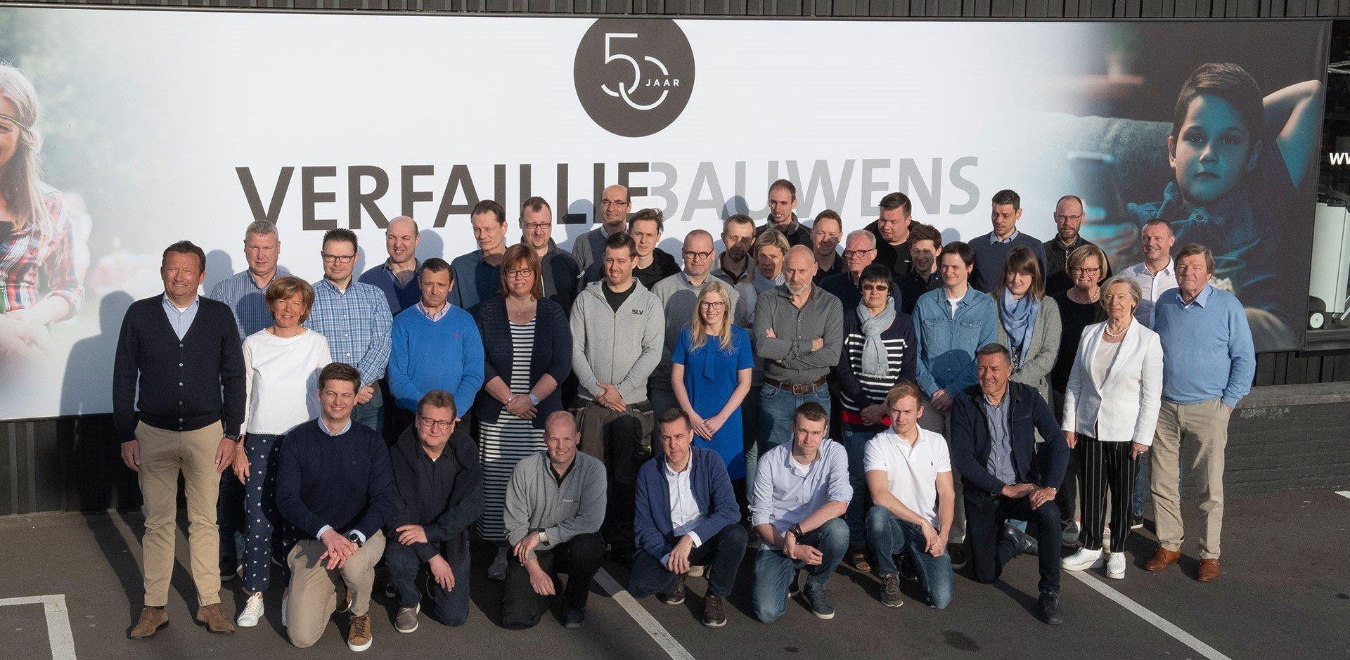 Verfaillie - Bauwens team
