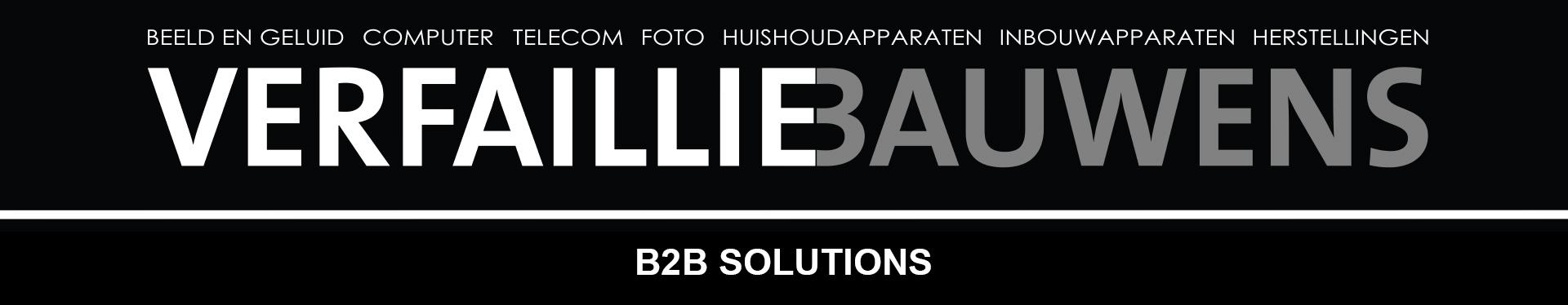 verfaillie bauwens b2b solutions